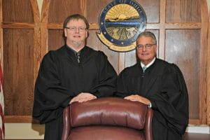 Fairfield County Municipal Court Judge