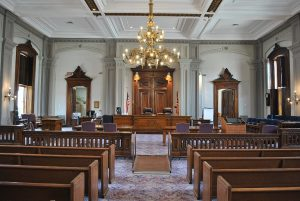 ross county court room