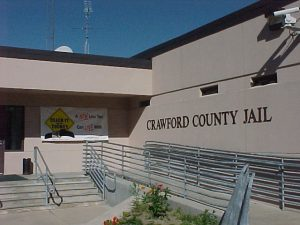 bail bonds Crawford county jail